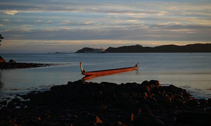 Pottery shards mix up Maori navigation tale