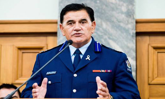 Police look at pandemic approach