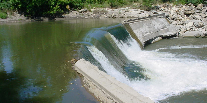 Treaty principles cited in water claim