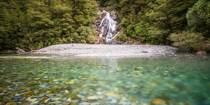 Kaupapa Māori helps measure river health