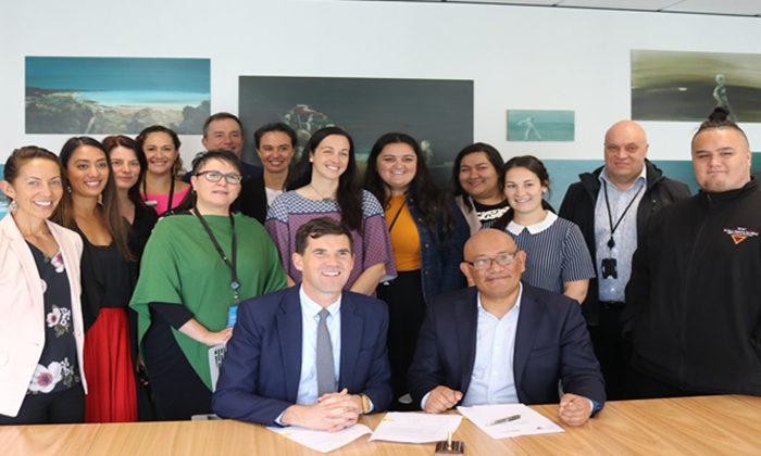 Wellington Council shares reo advocacy work
