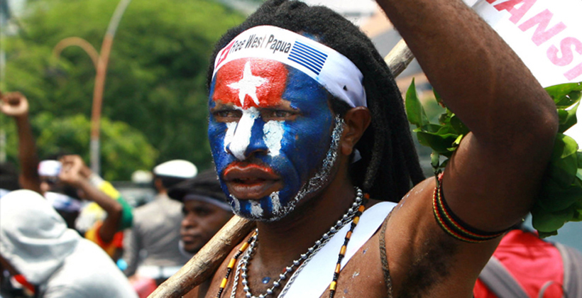 West Papua indigenous response a test of courage