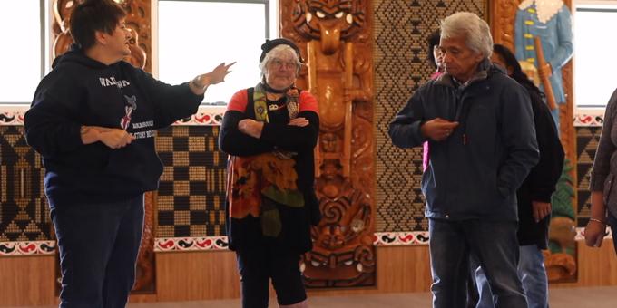 Air NZ shares Whanau Ora stories