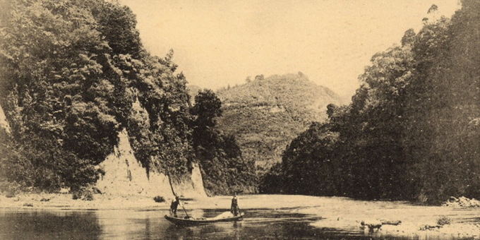 New legal identity for Whanganui River