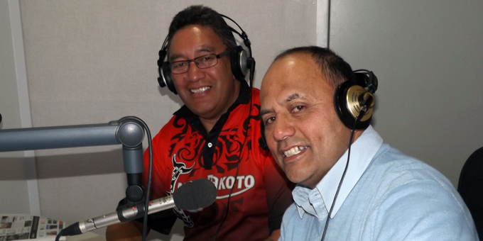 Whanau Ora toast if National re-elected