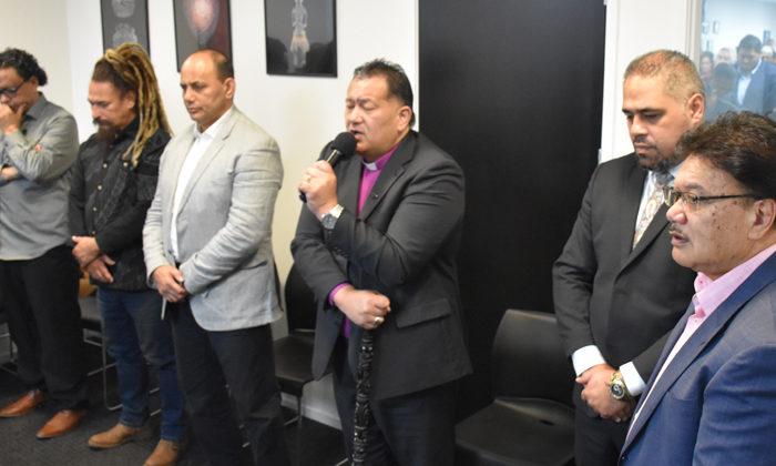 Labour MPs open Manukau office