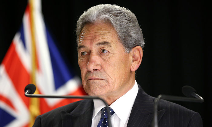 NZ First performance at odds with media narrative