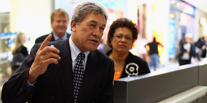 Peters gives Botany lesson on National plant