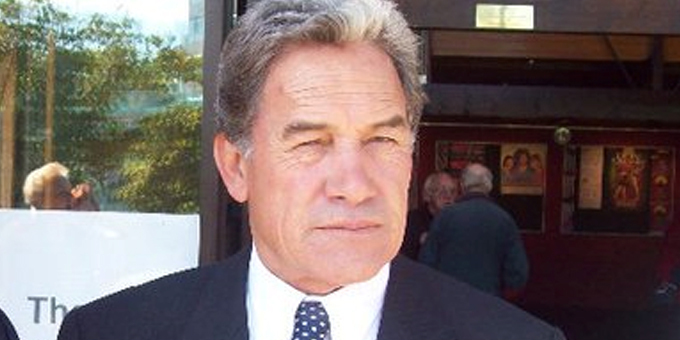 Maori voters turn to Winston