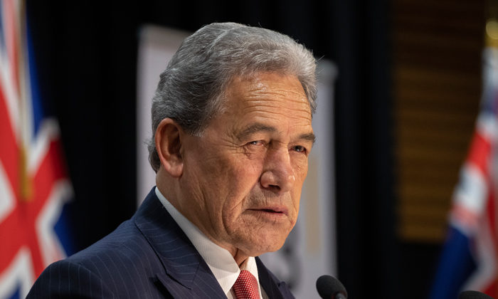 Buy Māori short sighted says Peters
