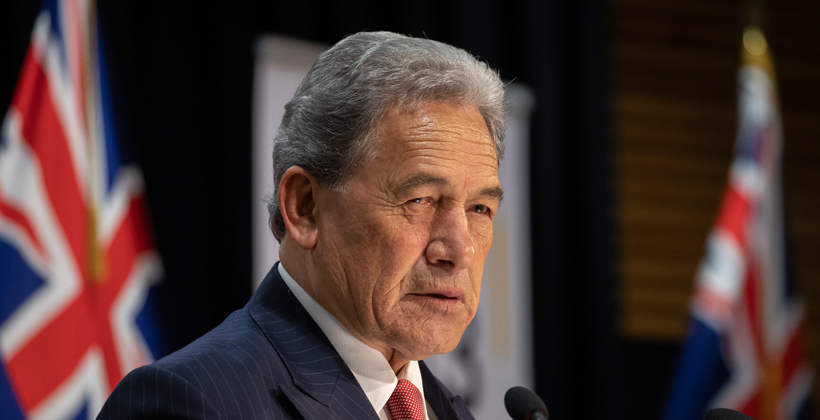 Peters makes last stab for Northland votes