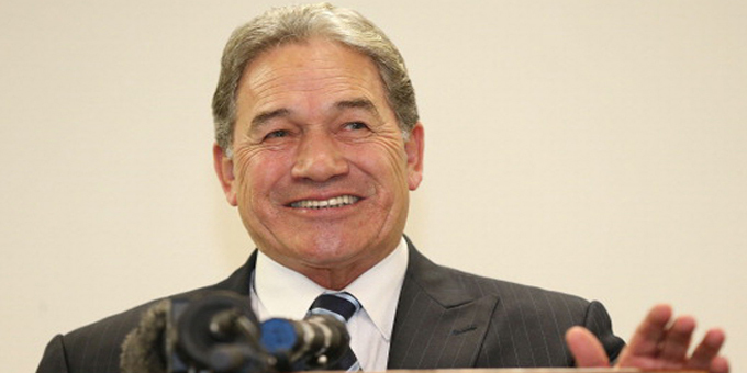 Peters claims credit for foreshore law