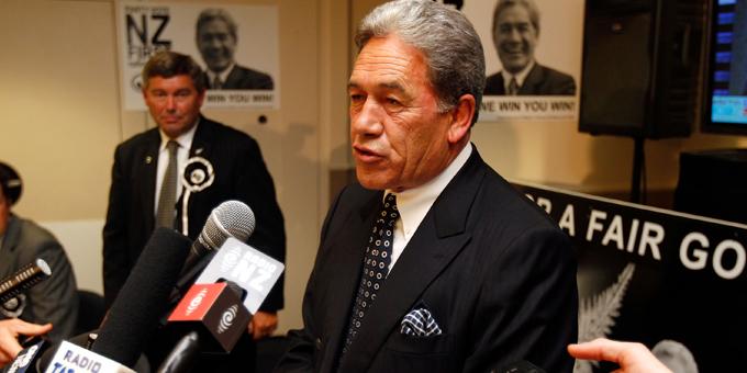 Peters pledges MRP buy back