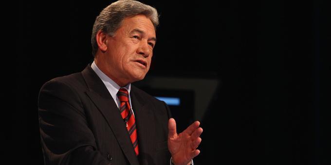 Peters waiting for hard data on whanau plan