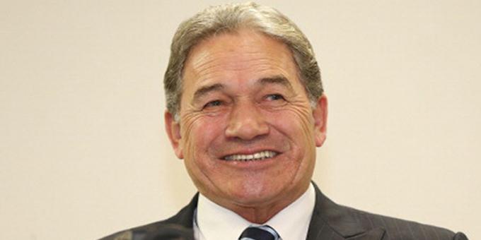 NZ First leader