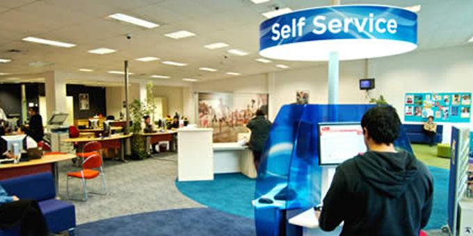 Beneficiaries need kiosk choice