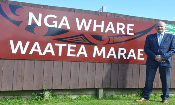 Wyn Osborne, Manukau Urban Maori Authority CEO