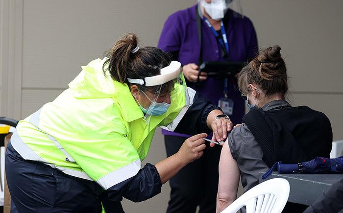 Māori milestone shows vax lag