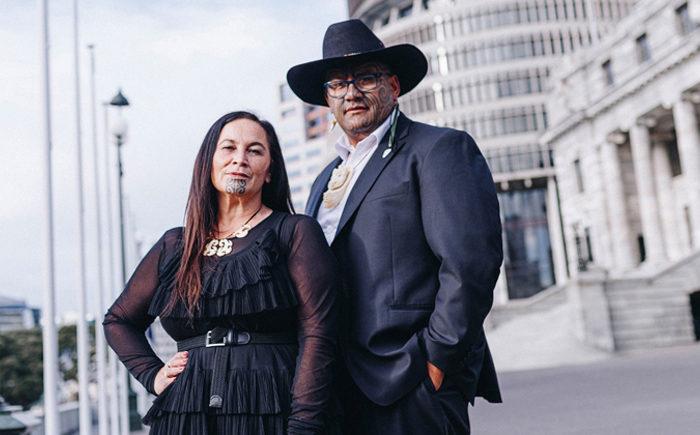 Te Pāti Māori petitions for Aotearoa name change