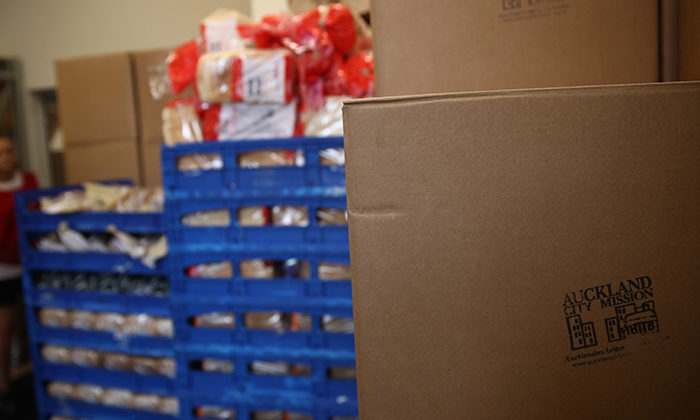 Maori food supply network needed