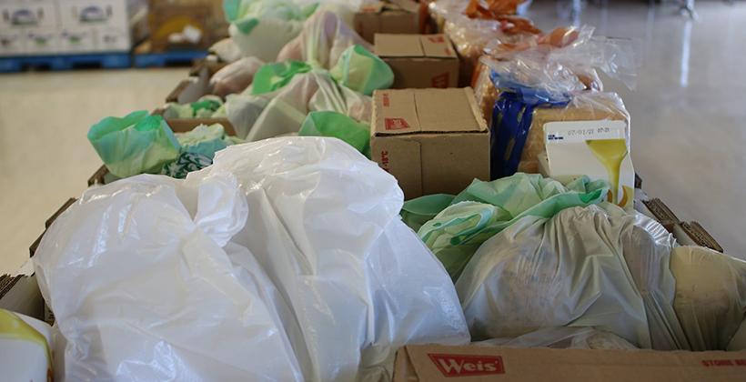 Food supplies run low for far north whanau