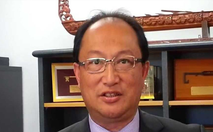 Meng Foon Race Relations commissioner