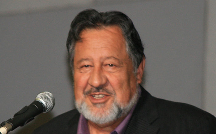 Pita Sharples' kapa haka contribution earns award