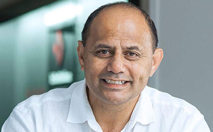 Willie Jackson Minister of Maori Development talks with Dale Husband