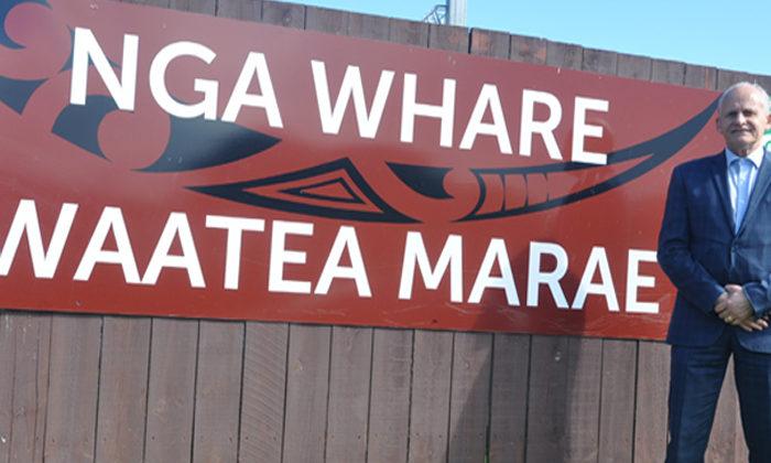 Manukau Urban Maori Authority CEO Wyn Osborne