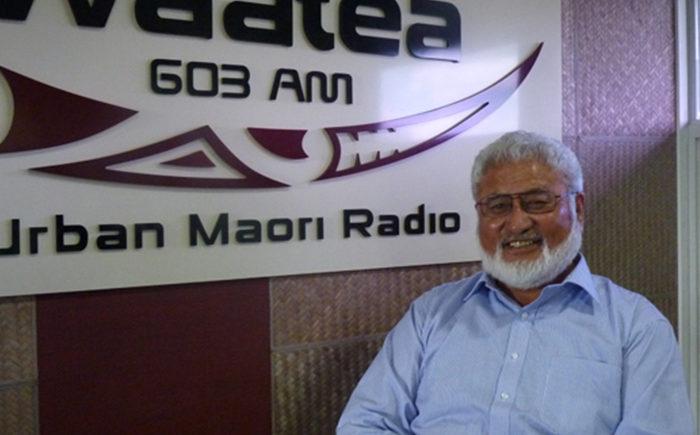 Maanu Paul Ngāti Awa