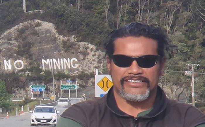 Reuben Taipari - Te Tai Tokerau Border Control