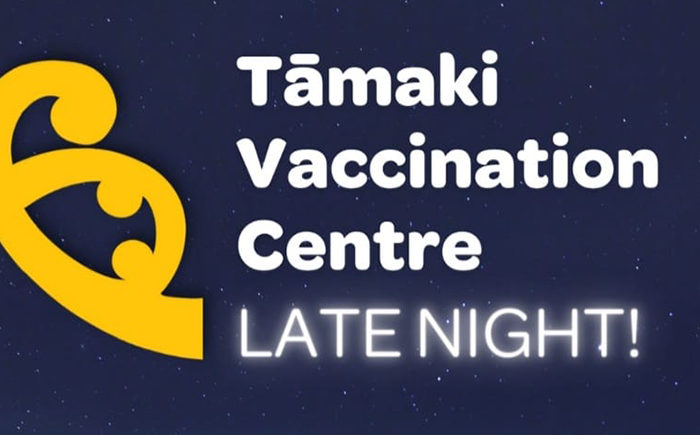 Vax service for night owls