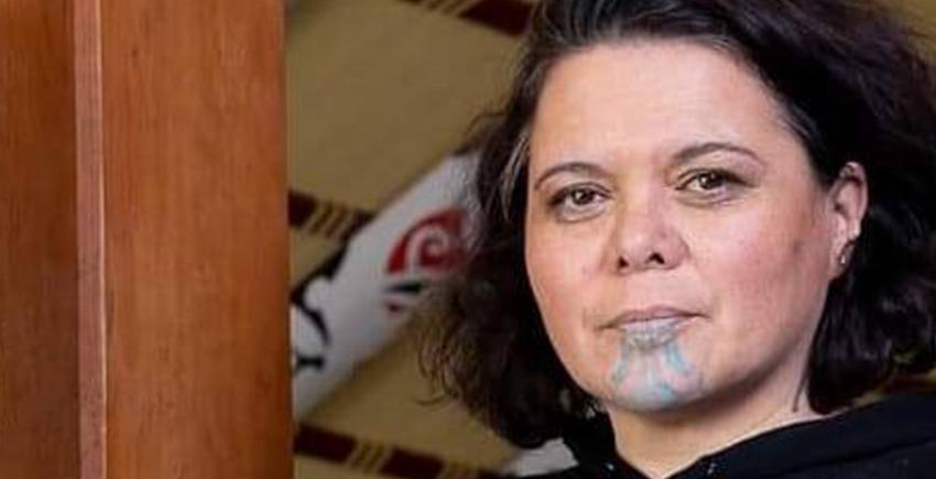Tina Ngata, advocacy for environmental and indigenous human rights