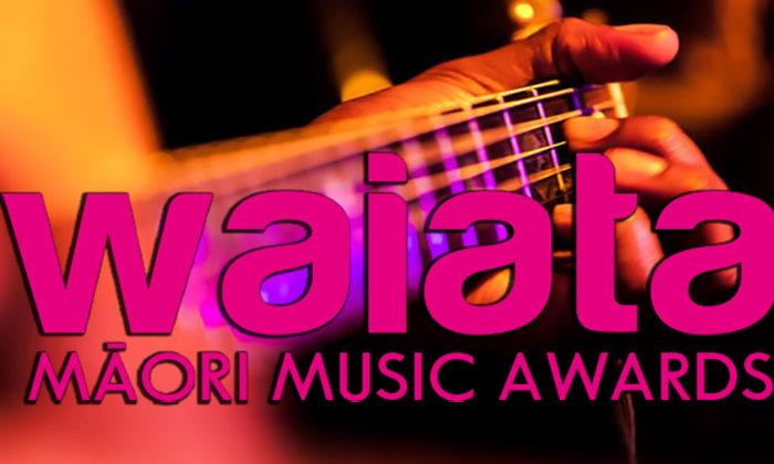 Ellison Huata   Executive Director of the Waiata Maori Music Awards